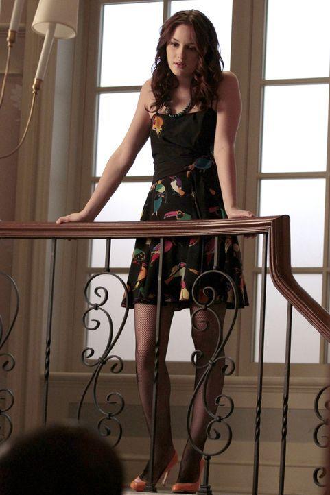 """""""Ihr beide hier, Seite an Seite? Bitte sagt mir, dass das nicht bedeutet, dass die Apokalypse naht"""", meint Blair (Leighton Meester), als Jenny und C... - Bildquelle: Warner Bros. Television"""