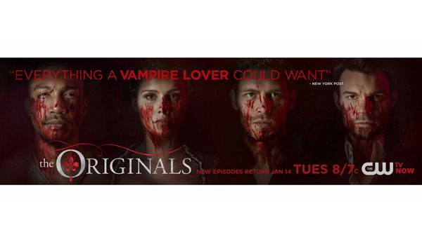 The Originals: Jetzt wirds blutig! - Bildquelle: Warner Bros. Entertainment Inc.
