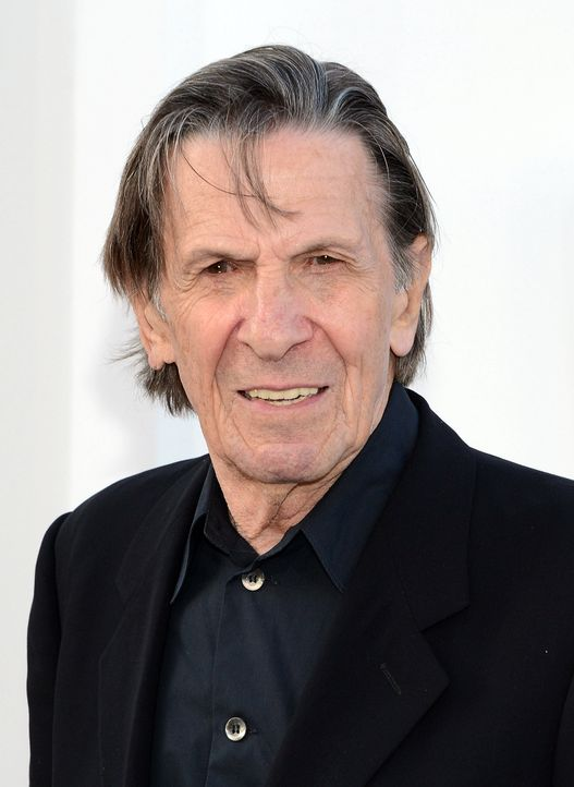 Leonard-Nimoy-130514-getty-AFP - Bildquelle: getty-AFP