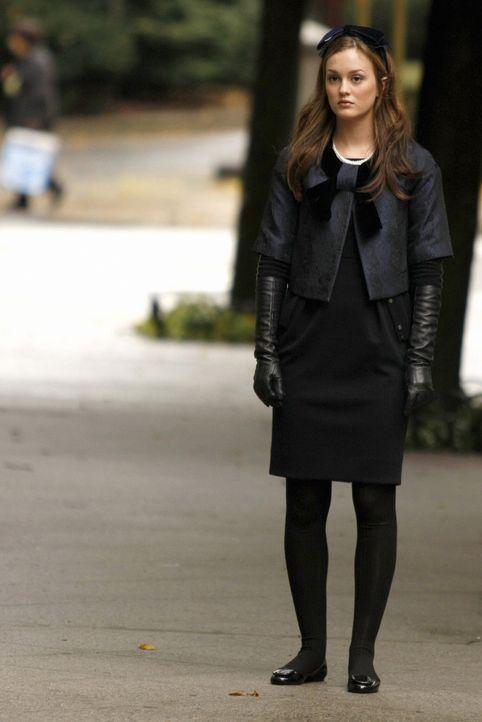 Blair (Leighton Meester) beichtet Chuck nun endlich ihre Gefühle. Doch Chuck kann es unter den gegebenen Umständen nicht zulassen .. - Bildquelle: Warner Brothers