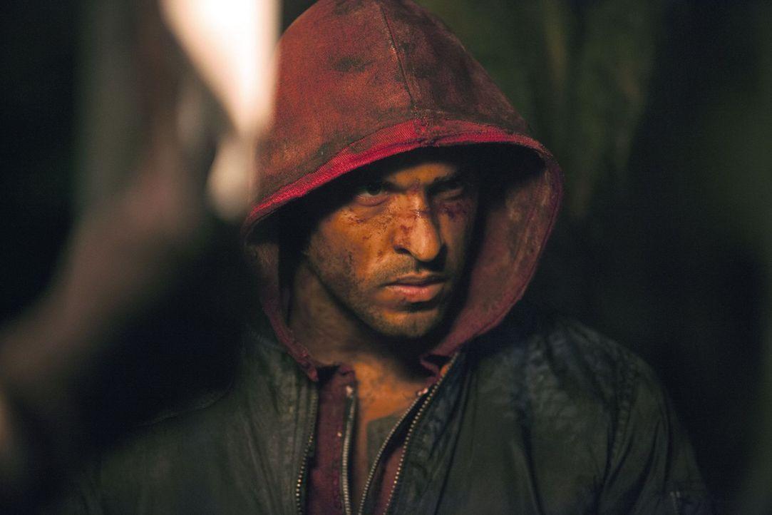 Welche Pläne verfolgt Lincoln (Ricky Whittle) wirklich? - Bildquelle: Warner Brothers