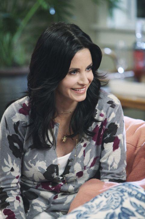 Nach ihrer Trennung von Jeff sucht Jules (Courteney Cox) eine tröstende Schulter ... - Bildquelle: 2009 ABC INC.