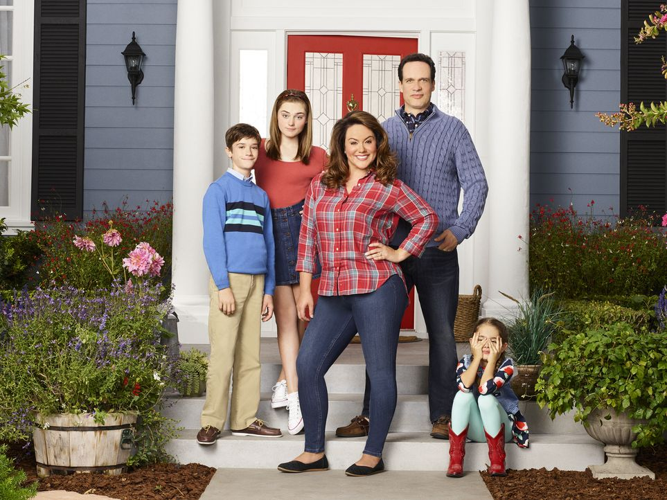(1. Staffel) - Eine nicht perfekte Familie in einer scheinbar makellosen Nachbarschaft ... - Bildquelle: Craig Sjodin ABC Studios