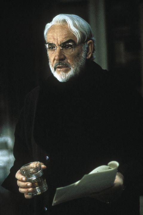 Nachdem William Forrester (Sean Connery) vier Jahrzehnte zuvor mit einem Roman, der den Pulitzerpreis gewann, zu einer literarischen Ikone wurde, zi... - Bildquelle: Columbia Pictures