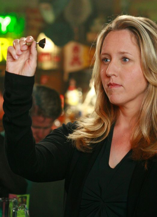 Abschalten von Arbeitsalltag: Dr. Hahn (Brooke Smith) ... - Bildquelle: Touchstone Television