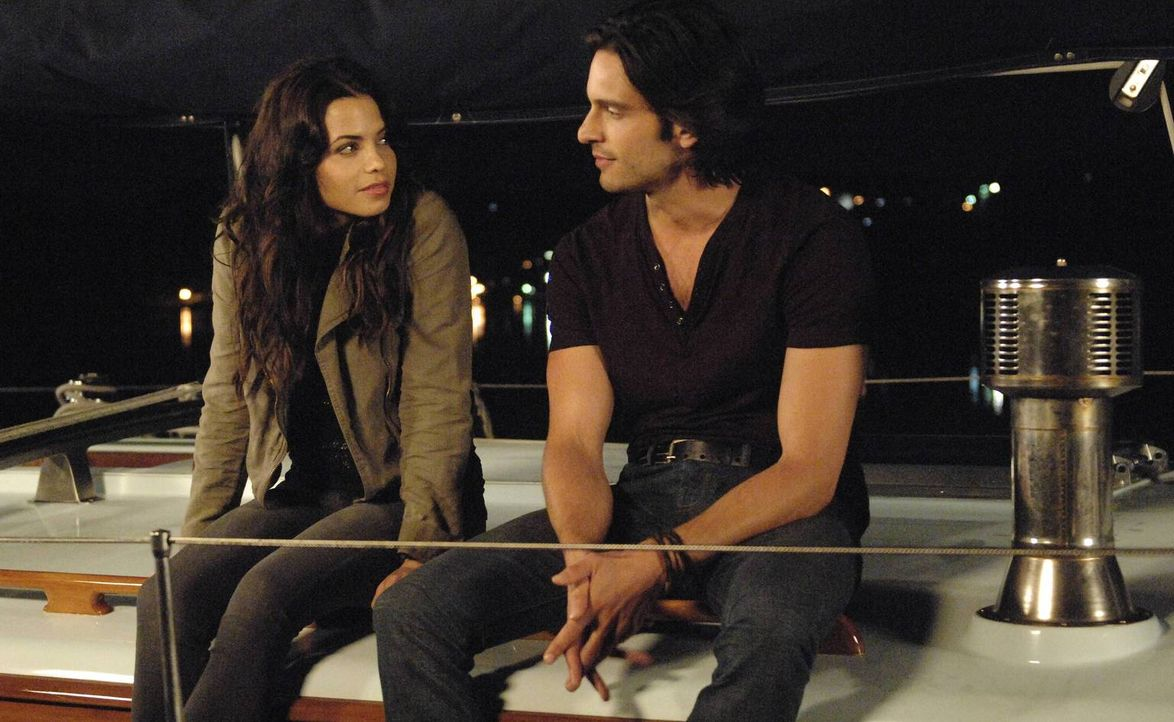 Freya (Jenna Dewan-Tatum, l.) will das Chaos in ihrem Leben beseitigen und dazu gehört es auch, Killian (Daniel DiTomasso, r.) mitzuteilen, dass sie... - Bildquelle: 2013 Twentieth Century Fox Film Corporation. All rights reserved.