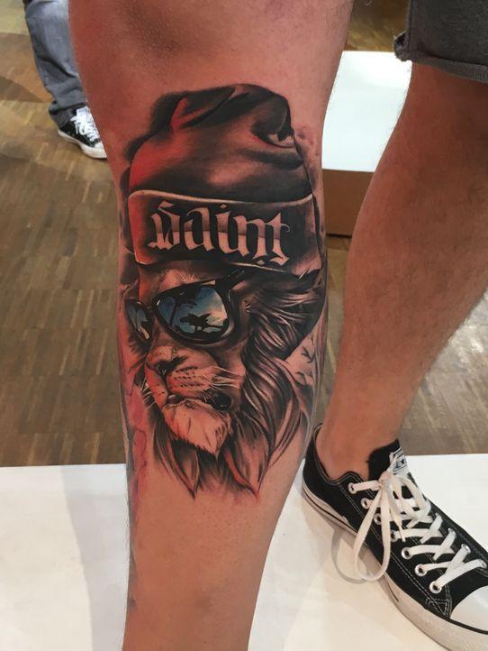 Pain & Fame Tattoos Folge 4 -9 - Bildquelle: RedSeven