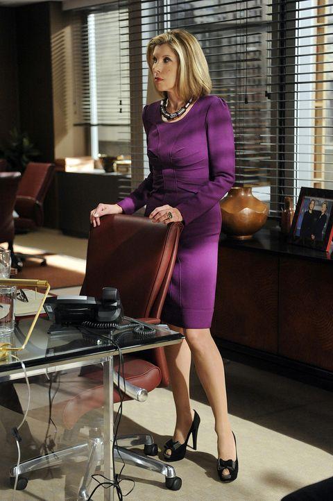 Diane Lockhart (Christine Baranski) ist es endlich gelungen, den finanzstarken Mister Al-Said als Mandanten zu gewinnen ... - Bildquelle: 2011 CBS Broadcasting Inc. All Rights Reserved.
