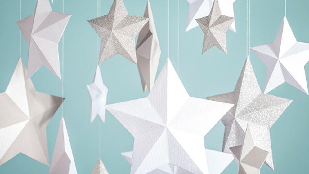 Bevorzugt Sterne zu Weihnachten basteln – DIY – sixx.de MM58