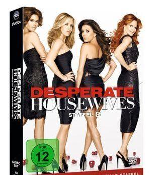 Gewinne die DVD Box der kompletten achten Staffel!