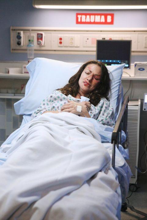 Erinnert Charlotte an ihre schmerzliche Vergangenheit: Kaitlin (Jamie Elle Mann) ... - Bildquelle: ABC Studios