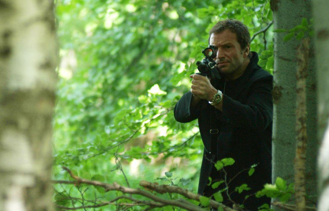 Jagt einen Profikiller: Michaels (Ian Shaw) ... - Bildquelle: Millennium Films