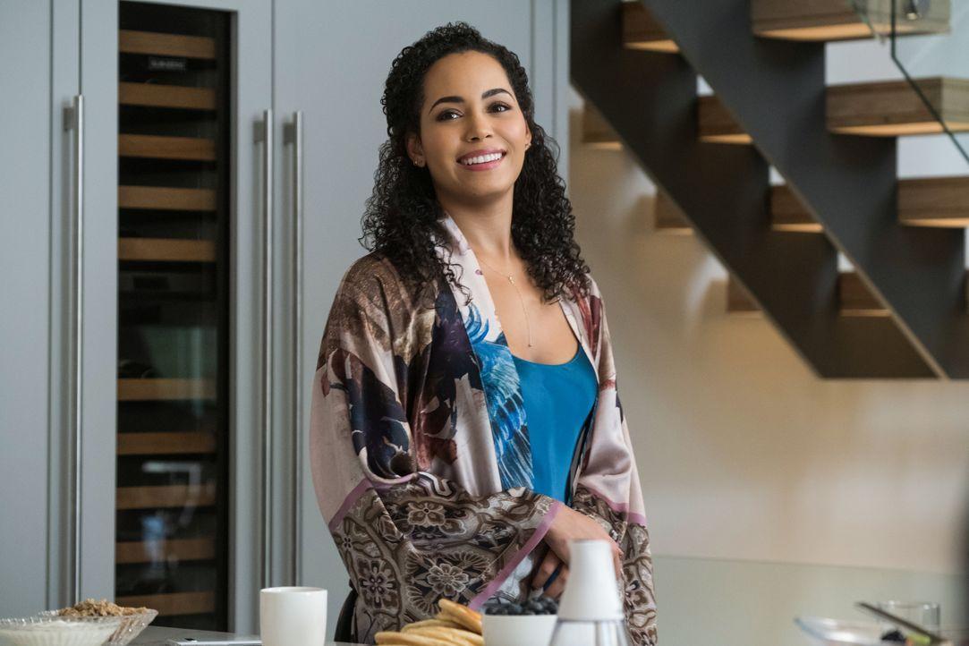Macy Vaughn (Madeleine Mantock) - Bildquelle: Katie Yu 2019 The CW Network, LLC. All Rights Reserved. / Katie Yu