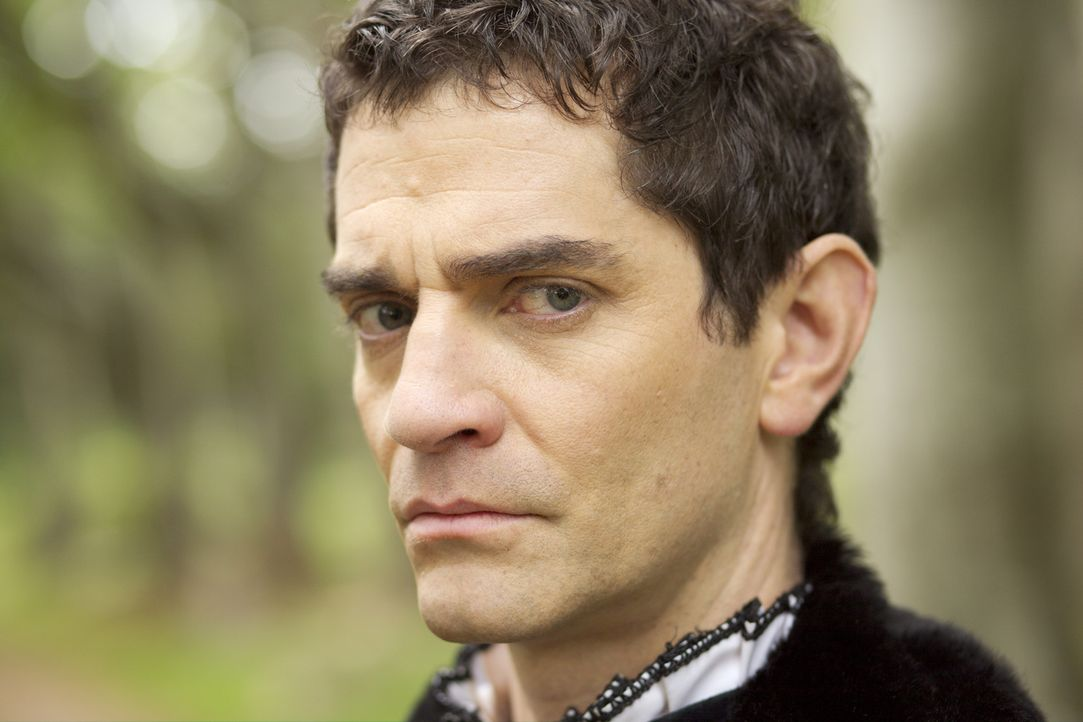 Ist einer der größten Widersacher von Anne, der Königin von England: Sir Thomas Cromwell (James Frain) ... - Bildquelle: 2008 TM Productions Limited and PA Tudors II Inc. All Rights Reserved.