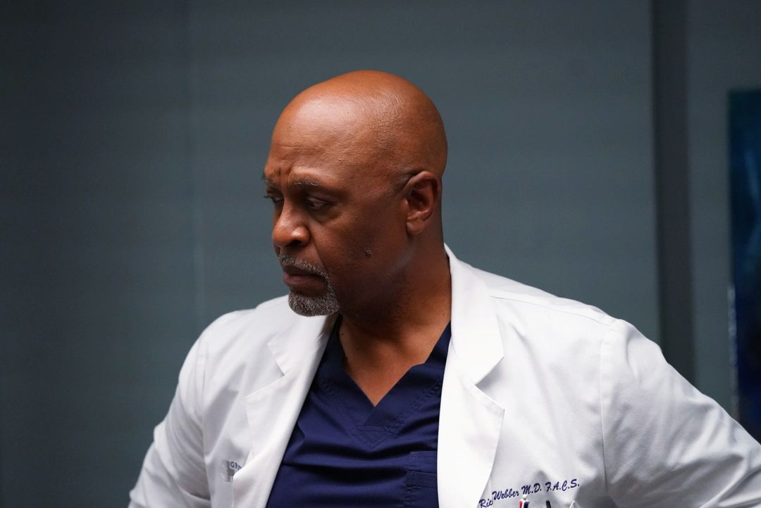 Webber (James Pickens Jr.) wird in einen kritischen Fall hineingezogen. Unterdessen macht sich Bailey Sorgen, als Harper Avery ins Grey Sloan Memori... - Bildquelle: Mitch Haaseth 2017 American Broadcasting Companies, Inc. All rights reserved./Mitch Haaseth