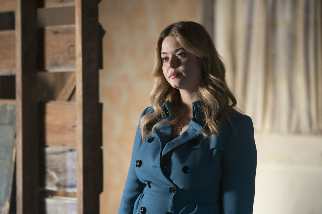 Alison DiLaurentis (Sasha Pieterse) - Bildquelle: Allyson Riggs 2019 Warner Bros. Entertainment Inc. All Rights Reserved. / Allyson Riggs