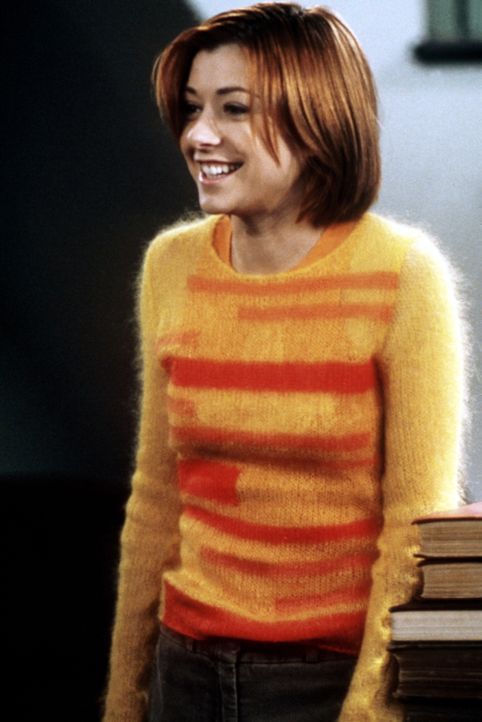 Willow (Alyson Hannigan) freut sich schon auf den Truthahn, den es traditionell zu Thanksgiving gibt. - Bildquelle: TM +   2000 Twentieth Century Fox Film Corporation. All Rights Reserved.