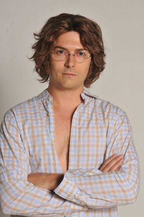 Wendy hat in der John Lennon Verfilmung ihrem Freund Noah Mason (Noah Bean) die Hauptrolle gegeben. Der Mann ist todkrank und es kommt, wie es komme... - Bildquelle: NBC, Inc.
