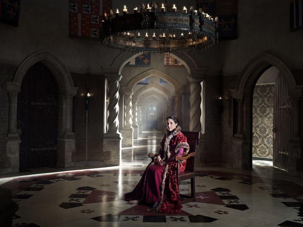 Der Kampf um den englischen Thron geht auch an Lady Margaret Beaufort (Amanda Hale) nicht vorbei ... - Bildquelle: 2013 Company Television Limited LEGAL