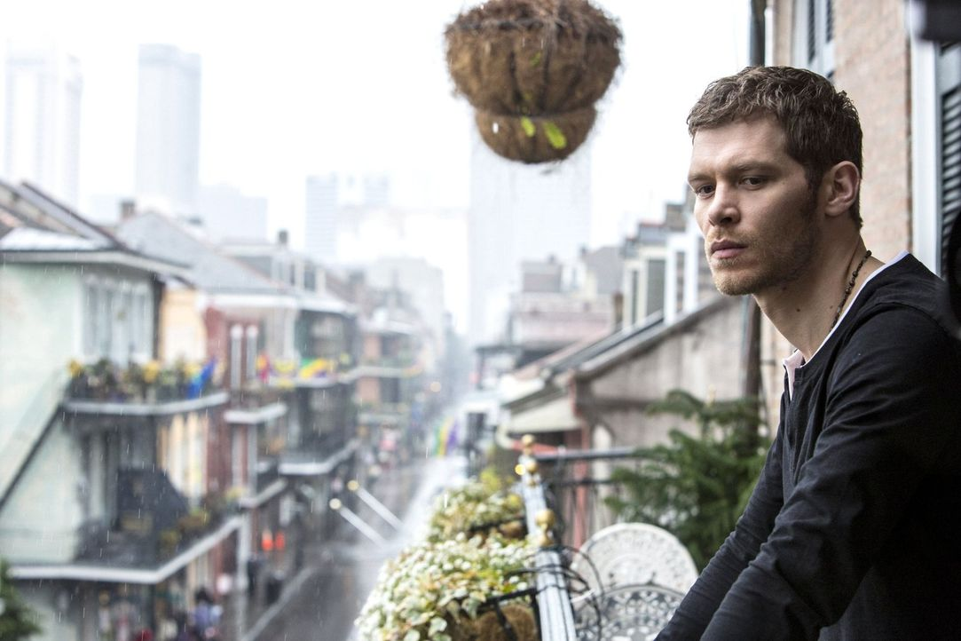 Wird Klaus (Joseph Morgan) die Herrschaft über New Orleans wirklich seinem Bruder überlassen? - Bildquelle: Warner Bros. Television