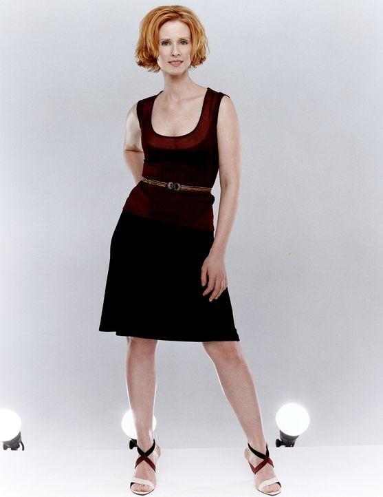 (5. Staffel) - Miranda (Cynthia Nixon) hat große Probleme, sich an das Leben als Mutter zu gewöhnen. Steves Fürsorge geht ihr auf die Nerven, und ih... - Bildquelle: Paramount Pictures