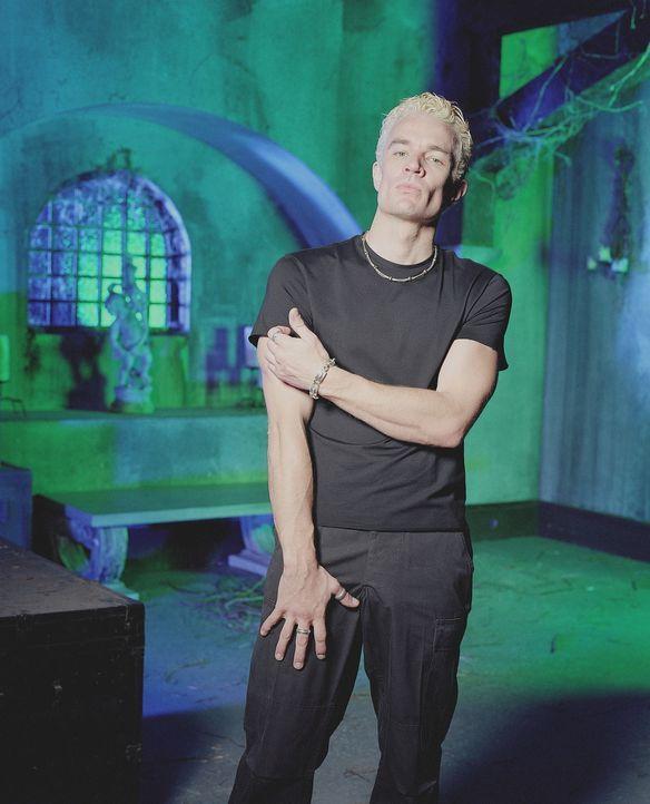 (7. Staffel) – Der böse Dämon Spike (James Marsters) ist in Buffy verliebt, doch die ist von seinen Gefühlen anfangs nur angewidert … - Bildquelle: TM +   Twentieth Century Fox Film Corporation. All Rights Reserved.