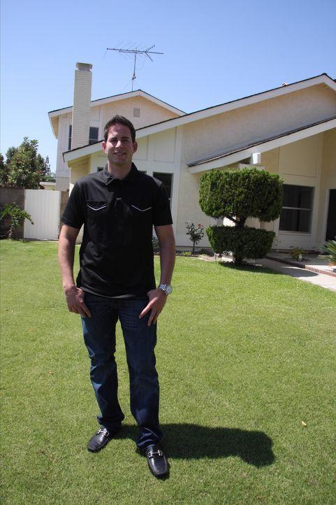 Böses Erwachen: Im Haus entdeckt Tarek größere Schäden, als zuvor vermutet ... - Bildquelle: 2013,HGTV/Scripps Networks, LLC. All Rights Reserved