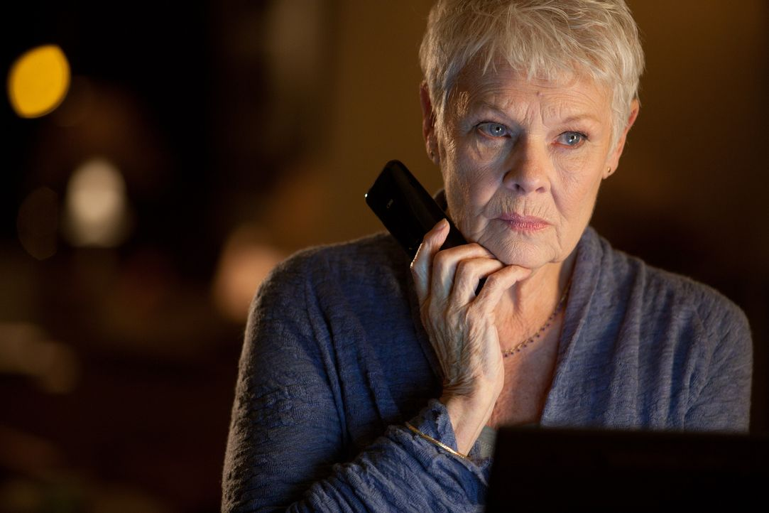 Evelyns (Judi Dench) Ehemann ist kürzlich verstorben und hat ihr einen großen Schuldenberg hinterlassen. In Indien möchte sie nun einen Neuanfang wa... - Bildquelle: 2012 Twentieth Century Fox Film Corporation. All rights reserved.