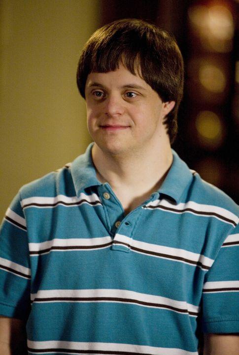 Tom (Luke Zimmerman) kann sich bei den Bowmans, trotz seiner Behinderung, wie ein ganz normaler Teenager entfalten... - Bildquelle: ABC Family