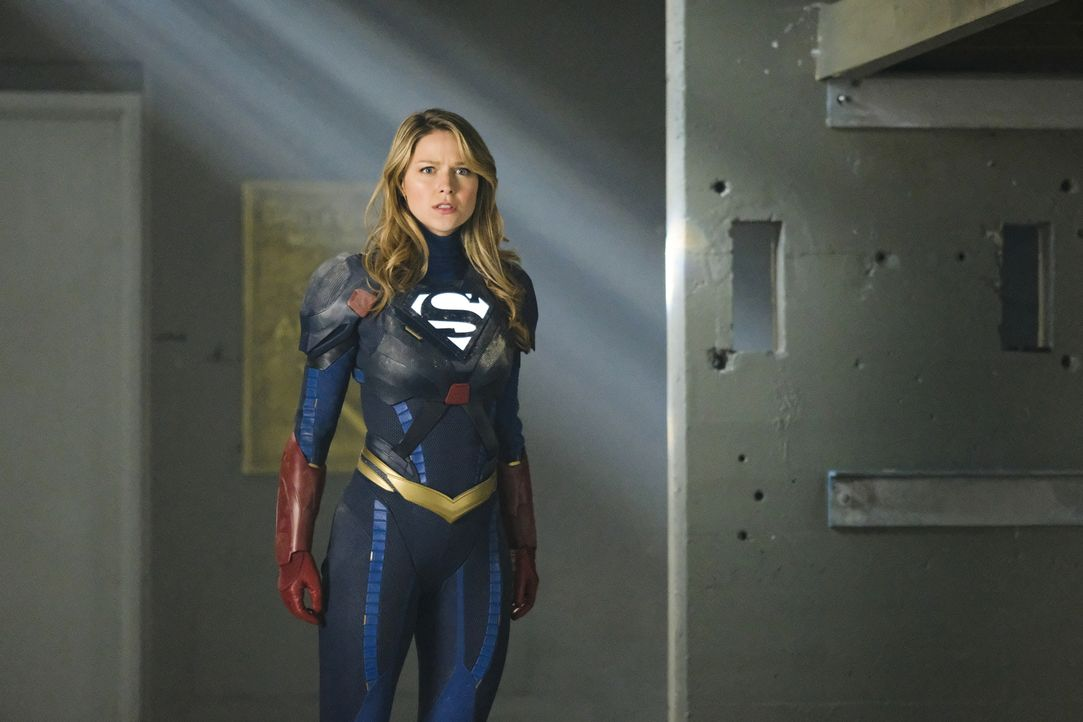 Kara alias Supergirl (Melissa Benoist) - Bildquelle: Robert Falconer 2019 The CW Network, LLC. All Rights Reserved.
