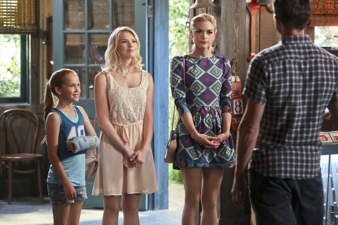 Hart of Dixie: Betrifft die neue Situation auch Lemons kleine Schwester? - Bildquelle: Warner Bros. Entertainment Inc.