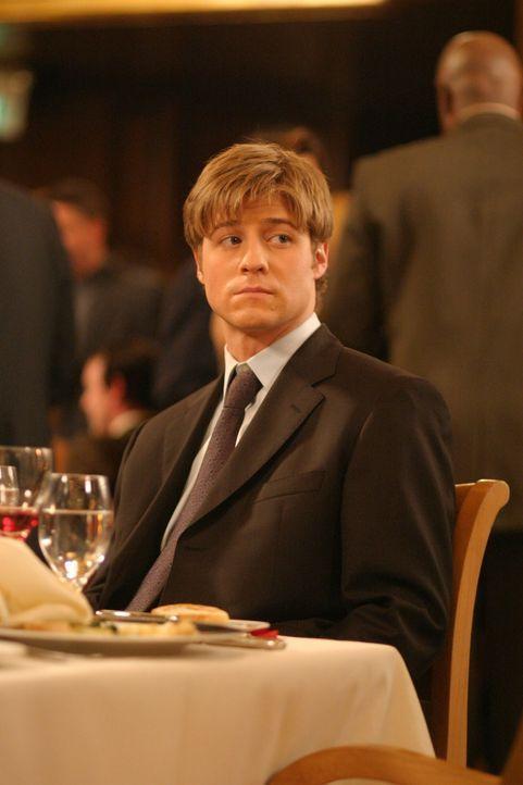 Den Vorfall mit Oliver kann Ryan (Benjamin McKenzie) Marissa nicht vergeben ... - Bildquelle: Warner Bros. Television
