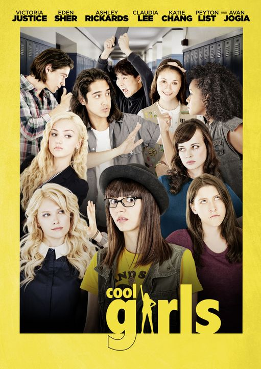 Cool Girls - Artwork - Bildquelle: SquareOne Entertainment / Universum Film