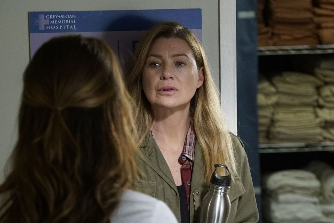 Dr. Meredith Grey (Ellen Pompeo) - Bildquelle: Kelsey McNeal 2019 American Broadcasting Companies, Inc. All rights reserved. / Kelsey McNeal