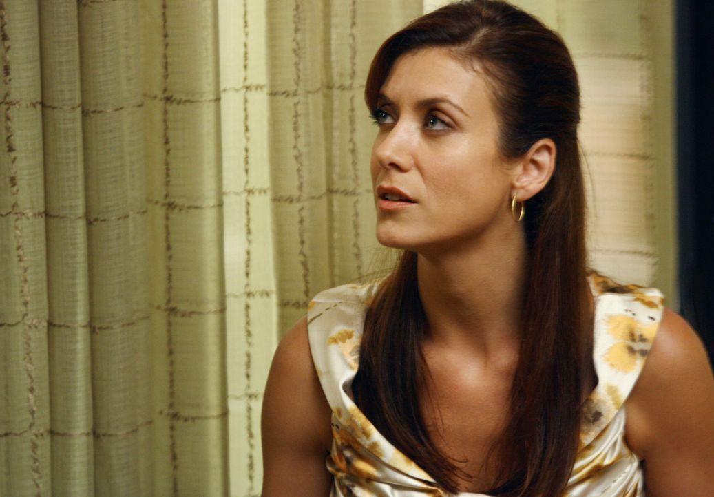 Addison (Kate Walsh) hat ihre neuen Kollegen auf eine Einweihungsfeier in ihr Haus eingeladen, doch alle scheinen andere Pläne zu haben ... - Bildquelle: 2007 American Broadcasting Companies, Inc. All rights reserved.