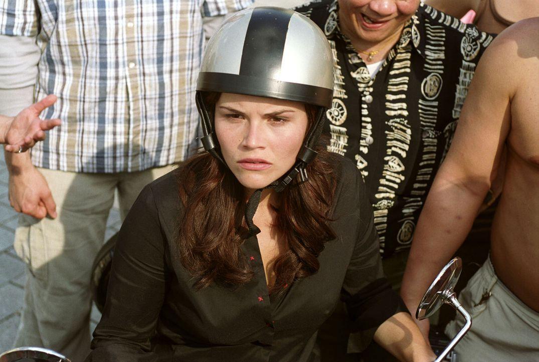 Pia (Katharina Wackernagel), die die Scheidung eingereicht hat, ist fassungslos: Uli kämpft verbissen um die Ehe - und mit allen Mitteln um das Sor... - Bildquelle: Sat.1