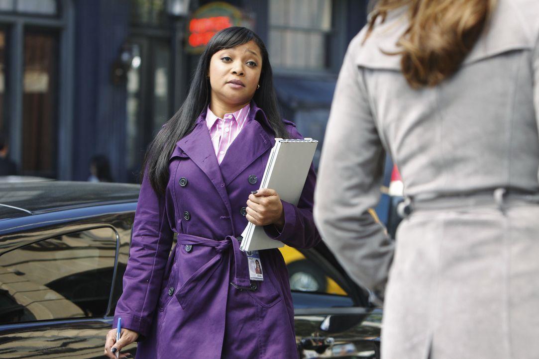 Lanie Parish (Tamala Jones) ist es tatsächlich gelungen, die völlig verkohlte Leiche zu identifizieren ... - Bildquelle: ABC Studios