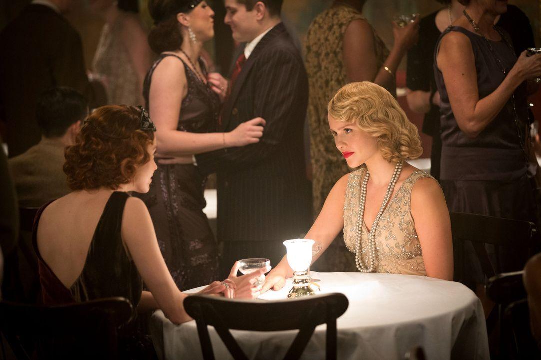 Rebekahs Plan geht auf - Bildquelle: Warner Bros. Entertainment Inc.