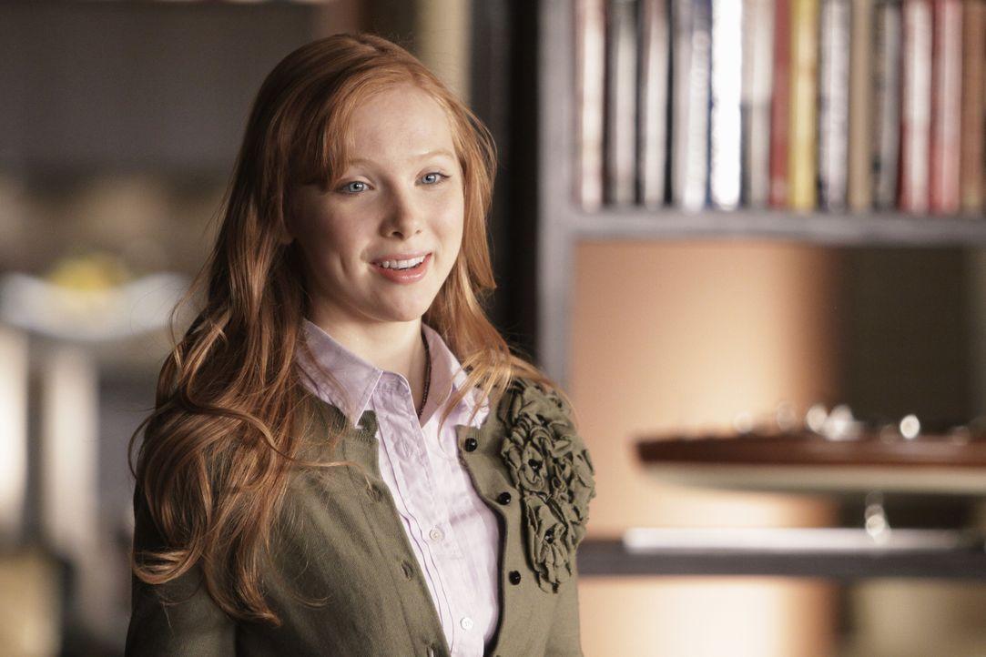 Freut sich total, dass sie beim Princeton Sommerprogramm für Highschool-Schüler dabei ist: Alexis (Molly C. Quinn) ... - Bildquelle: ABC Studios