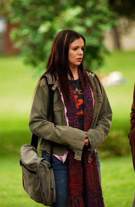 Joans (Amber Tamblyn) Leben hat einen neuen Sinn bekommen ... - Bildquelle: Sony Pictures Television
