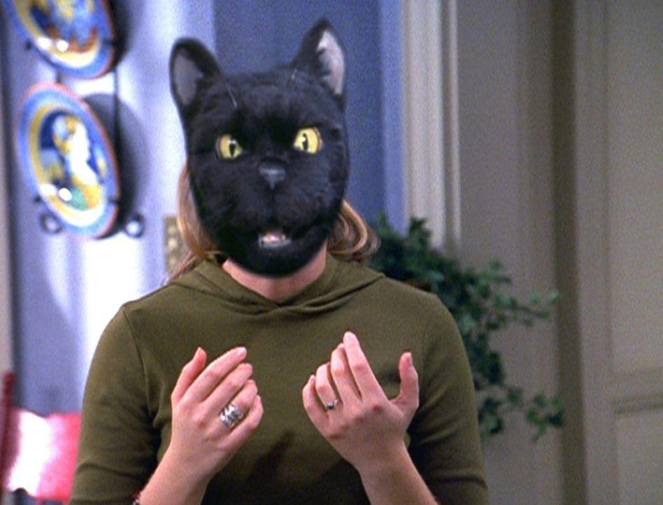 Um Harvey zurückzugewinnen, probiert Sabrina (Melissa Joan Hart) neue Zauberformeln aus - aber nicht immer erfolgreich. - Bildquelle: Paramount Pictures