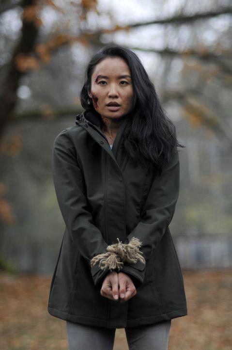 Während Rose (Li Jun Li) mit allen Mitteln dafür kämpft, die Kinder zu retten, setzt der Dämon alles daran, dass niemand die Insel lebend verlässt .... - Bildquelle: 2017 Fox and its related entities.  All rights reserved.
