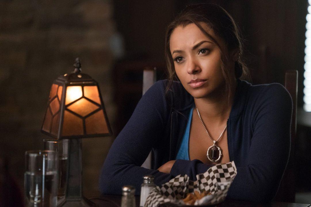 Wird Bonnie (Kat Graham) ihren besten Freund jemals wiederbekommen? - Bildquelle: Warner Bros. Entertainment, Inc.
