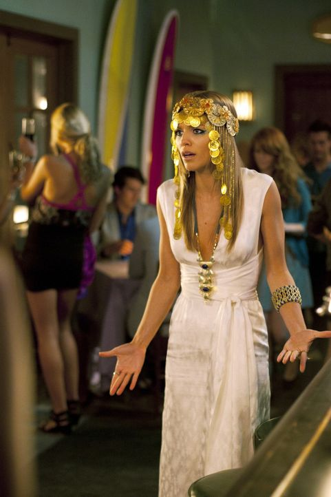Ihr hinterlistiger Plan ist aufgeflogen und nun versucht sich Naomi (AnnaLynne McCord) zu rechtfertigen ... - Bildquelle: TM &   2011 CBS Studios Inc. All Rights Reserved.