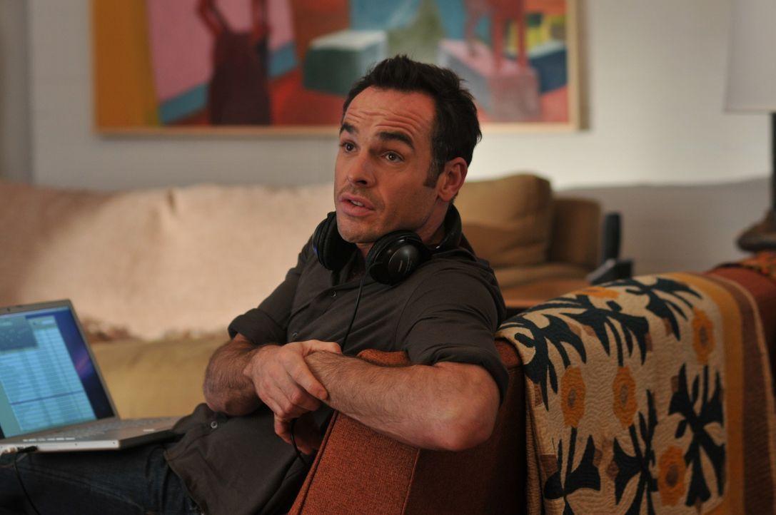 Wendy steht weiterhin unter Druck. Die Familie weiß zwar, dass sie nicht mehr arbeitet, aber nur ihr Mann Shane (Paul Blackthorne) kennt den wahren... - Bildquelle: NBC, Inc.