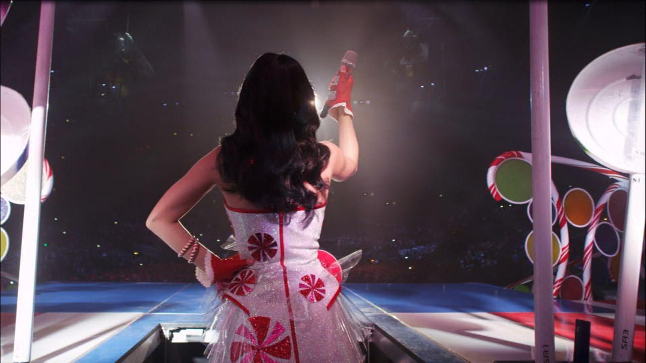 Die große Bühne ist ihre Welt, doch auch Katy Perry hat mal klein angefangen ... - Bildquelle: 2012 Paramount Pictures. All Rights Reserved.