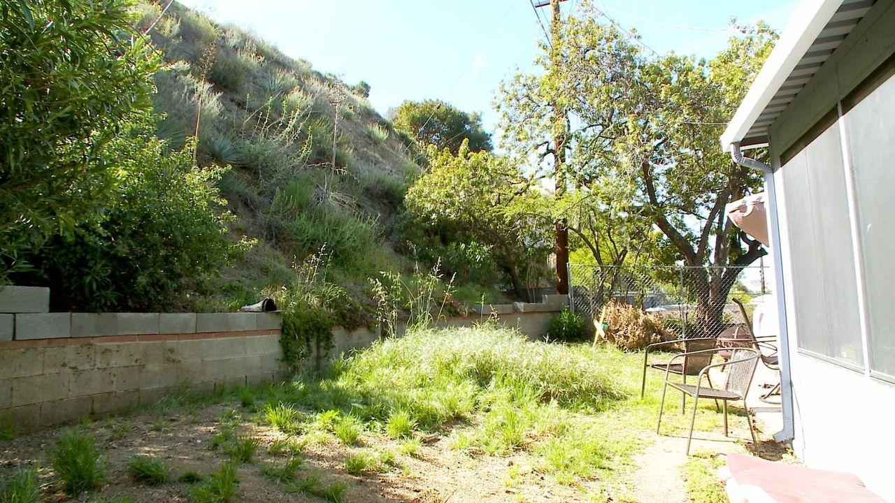 Seit Nick und Janette in ihrem Haus wohnen, haben sie ihren Garten immer gemieden. Er war einfach nie wirklich einladend. Kann Landschaftsgärtnerin... - Bildquelle: 2013, DIY Network/Scripps Networks, L.L.C. All rights Reserved