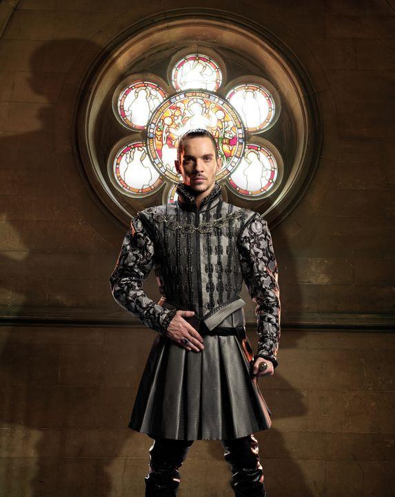 (3. Staffel) - Gerade noch hat Henry VIII. (Jonathan Rhys Meyers) seine zweite Ehefrau Anne Boleyn exekutieren lassen, da vermählt er sich erneut ... - Bildquelle: 2009 TM Productions Limited/PA Tudors Inc. An Ireland-Canada Co-Production. All Rights Reserved.