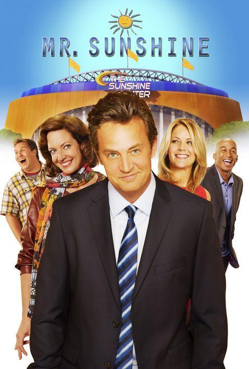 "(1. Staffel) - ""MR. SUNSHINE"" - Plakatmotiv - Bildquelle: Sony Pictures Television Inc. All Rights Reserved."