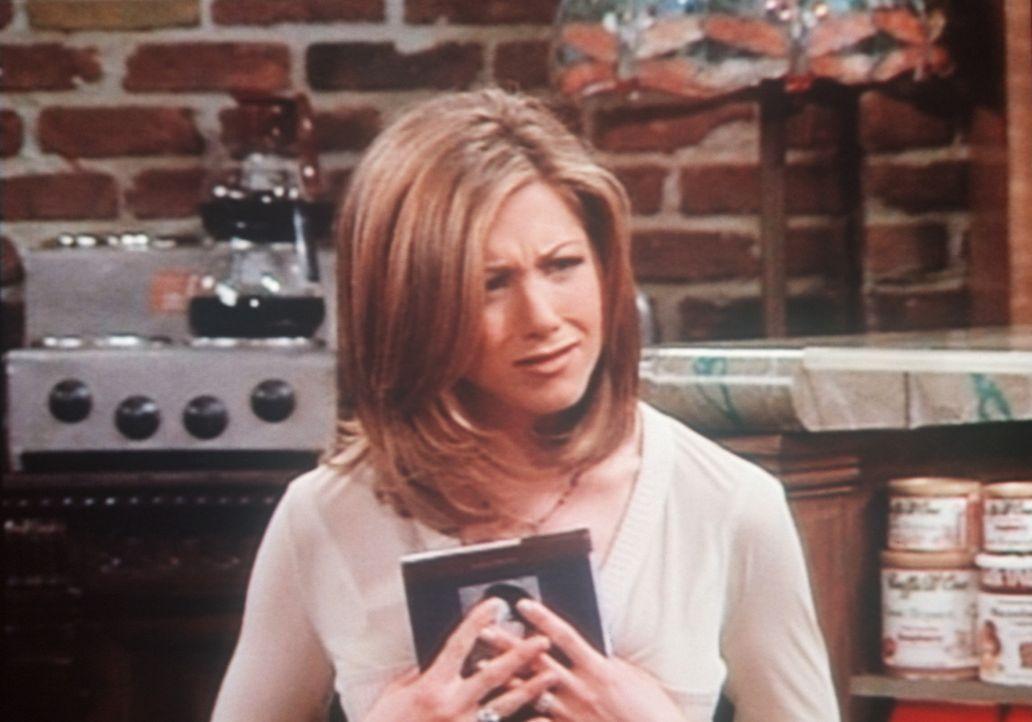 Rachel (Jennifer Aniston) hat ein Buch gelesen, das ihr ganz neue Lebenswege eröffnet. - Bildquelle: TM+  2000 WARNER BROS.
